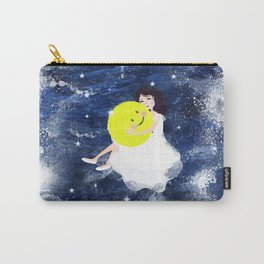 To Hug Someone Carry-All Pouch