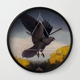 Storm Kite Wall Clock