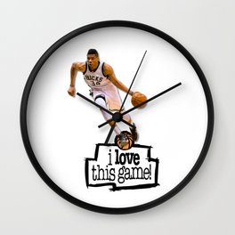 Giannis Antetokounmpo Wall Clock