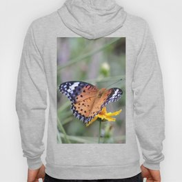 Indian Fritillary in Hangzhou Hoody