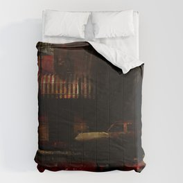 Crazy Heart Comforters