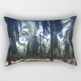 The Palms Rectangular Pillow
