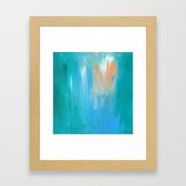Acrylic 5 Framed Art Print