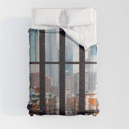 New York City Window Comforters
