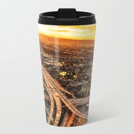 los angeles junction Travel Mug