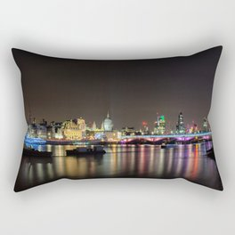 London OxO Rectangular Pillow