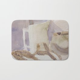 Duochrome Still Life Bath Mat