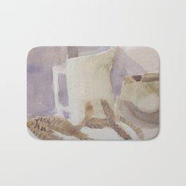 Duochrome Still Life Bath Mat