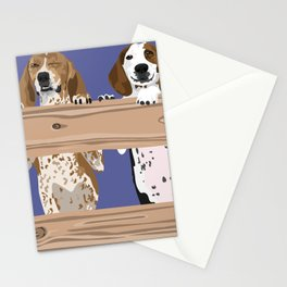 Paisley and River Stationery Cards