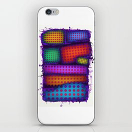 Reactive wall iPhone Skin
