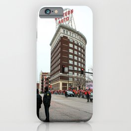 Western Auto iPhone Case