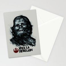 CHE-wbacca Stationery Cards