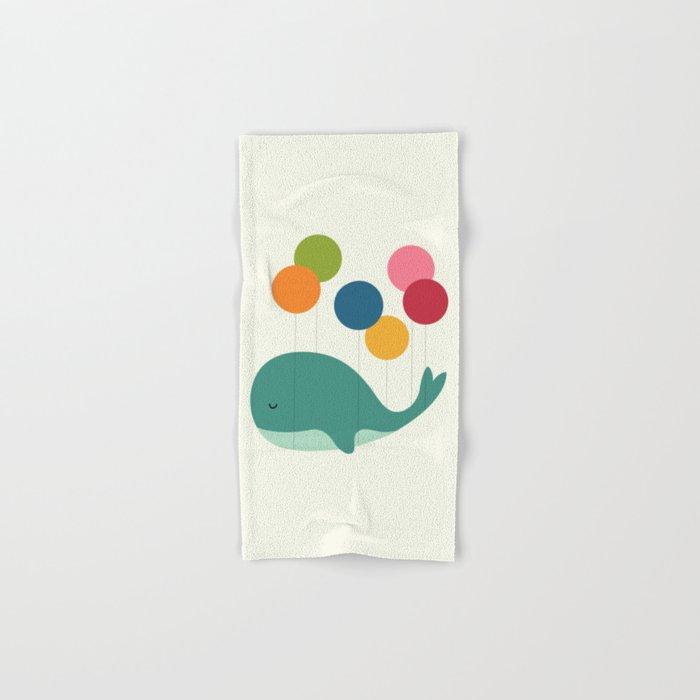 Dream Walker Hand & Bath Towel