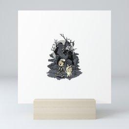 The Shortcut Mini Art Print