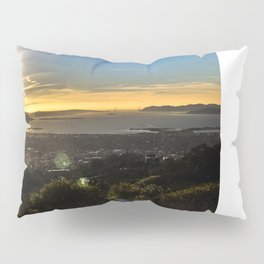 Bay Area View Pillow Sham