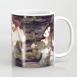 HYLAS AND THE NYMPHS - WATERHOUSE Coffee Mug
