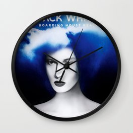 jack white boarding house reach 2021 Wall Clock