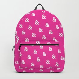 Peace and Love (pink edition) Backpack
