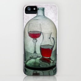 Internal contents iPhone Case