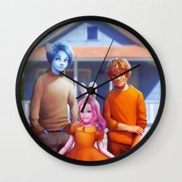 Realistic Gumball Wall Clock