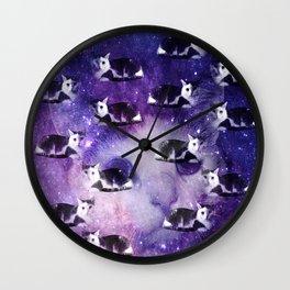 Shemp thoughts Wall Clock