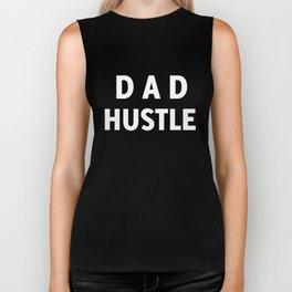 Men's Dad Hustle Funny T-shirts for Dad Super Dad Shirt Best Dad Biker Tank