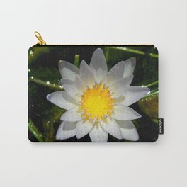 Purity in the Mud Carry-All Pouch