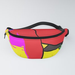 We Can be Heroes Fanny Pack