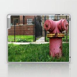 Rusty Hydrant Laptop & iPad Skin