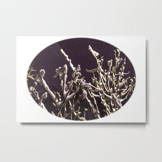 Saying goodbye to winter Metal Print