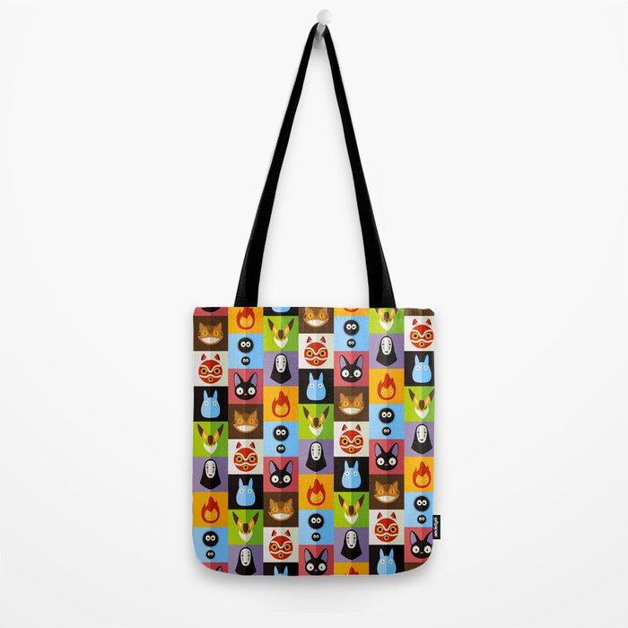 Miyazaki's Tote Bag