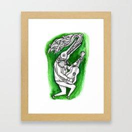 Leonero Framed Art Print