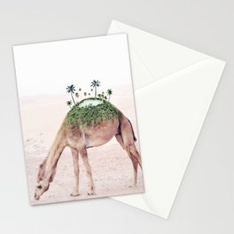 Moving Oasis Stationery Cards