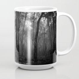 Misty Forest Path Coffee Mug