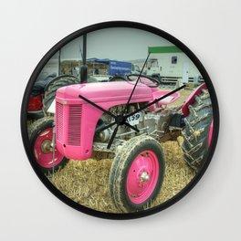 Lil Pink Fergie Wall Clock