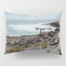 Wild Atlantic Waves - Ireland Pillow Sham