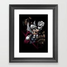 Thorio Framed Art Print