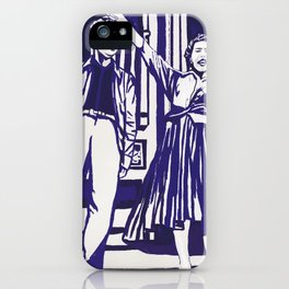 Arnold + Hilda Calonje iPhone Case