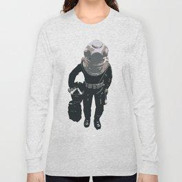 Scuba Diver Long Sleeve T-shirt