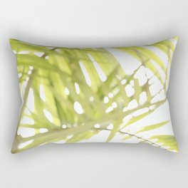 Abstract foliage Rectangular Pillow