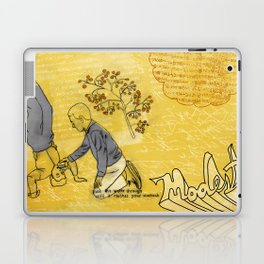 Modesto! Hiccup Laptop & iPad Skin