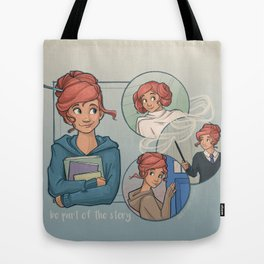Be Part of the Story Tote Bag