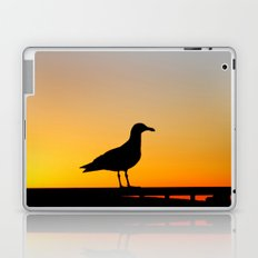 Seagull Sunset Laptop & iPad Skin
