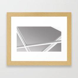 Contsruct Framed Art Print