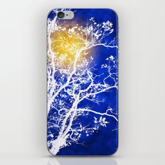 Blue Tree Art iPhone & iPod Skin