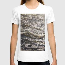 Torrent river T-shirt