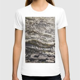 Torrent river T-shirt