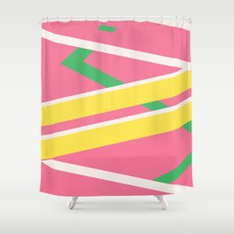 Hover into 2015 Shower Curtain