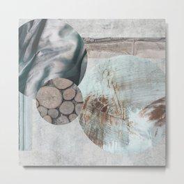 textures Metal Print