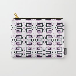 Gently Bold - Pattern Carry-All Pouch